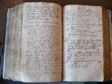 Grundbuch von 1672