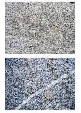 Granitvergleich